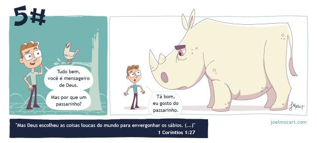 holy tweets - piadas do ceu - 5