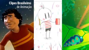 _clipes de animação
